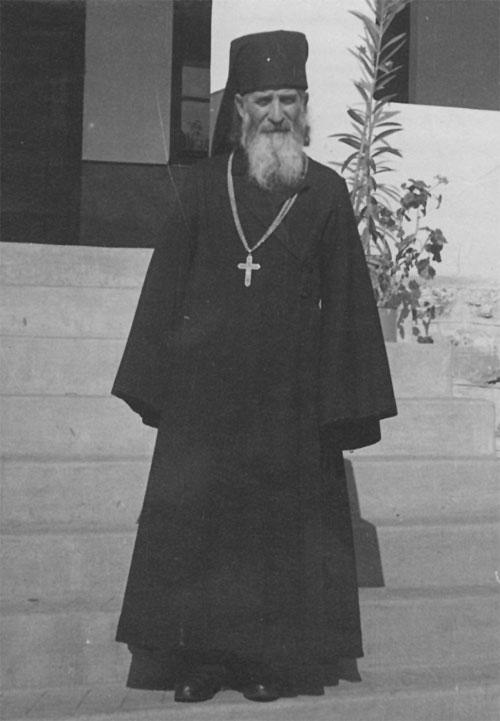 Sveti Justin Popovic M38